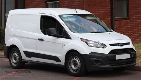 ford transit connect preis ford transit connect