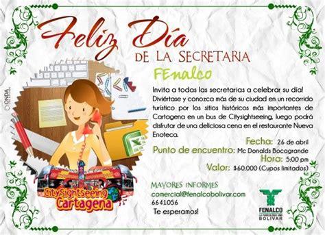 Pin en Dia de la secretaria