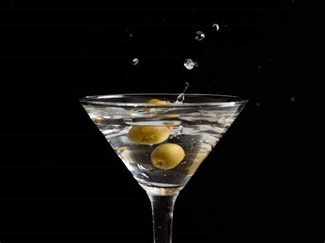 The Case For Filthy Sopping Wet Martinis Serious Eats
