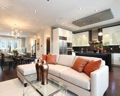 harmonious kitchen and living room 1000 images about open concept kitchen living room on