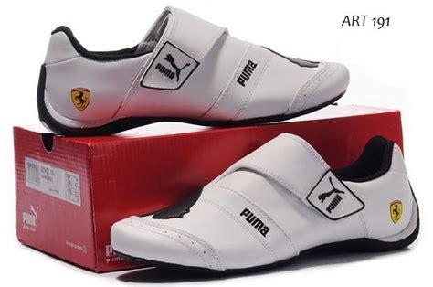 Su estilo original se basa en la funcionalidad, en su estética adaptada a cada circunstancia y en la practicidad para. Zapatillas puma ferrari para hombres 2   Fajuma