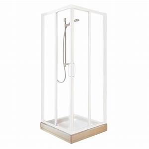 Cabine De Douche 70x70 : cabine de douche carr e tipica a 70x70 verre transparent ~ Dailycaller-alerts.com Idées de Décoration