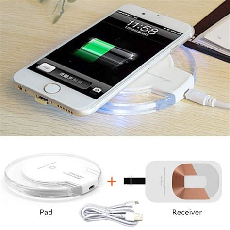 iphone pad charger 2016 new best quality qi wireless power charger charging
