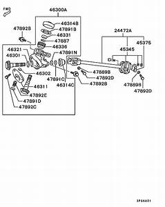 Steering Linkage For 1991
