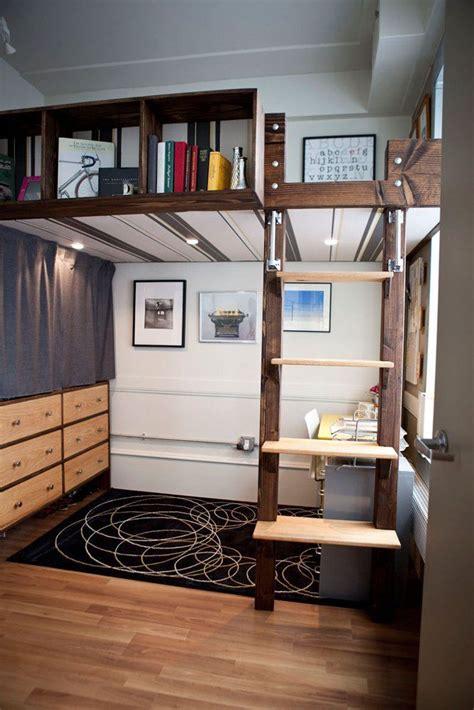 mixing work  pleasure loft beds  desks