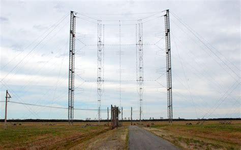 Voa Radio by Edward R Murrow Shortwave Transmitting Station Wallpaper