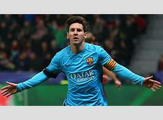 Lionel Messi Bayer Leverkusen FC Barcelona Champions