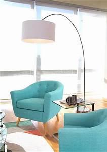 lumisource salon contemporary floor lamp walmart canada With lumisource salon floor lamp in white