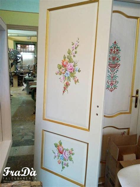 porte decorate porte dipinte e decorate a mano falegnameria frad 224