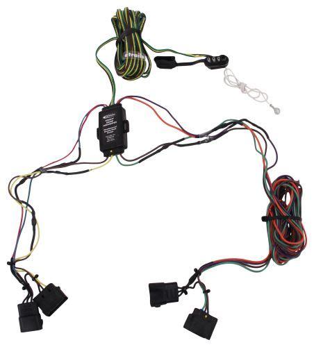 Ford Escape Hopkins Custom Tail Light Wiring Kit For