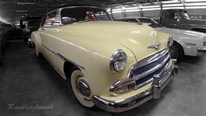 1951 Chevrolet Bel Air Deluxe 2 Dr Hardtop