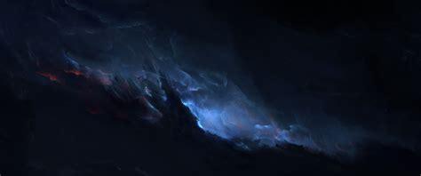 Car Wallpaper Desktop Hd Space Desktop by Ultrawide Astrophotography Space Blue Wallpapers Hd