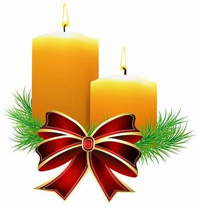Candles Christmas Clipart Clip Transparent Candle Border