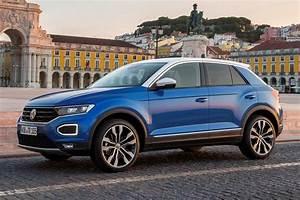 T Roc Volkswagen : vw t roc review running costs parkers ~ Carolinahurricanesstore.com Idées de Décoration