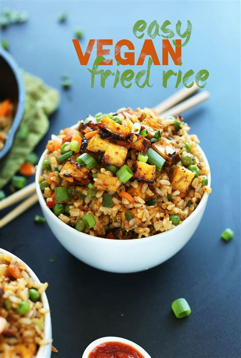 cuisine vegan vegan fried rice minimalist baker recipes