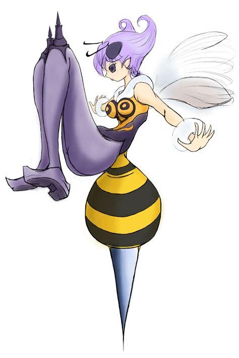 bee darkstalkers zerochan anime image board