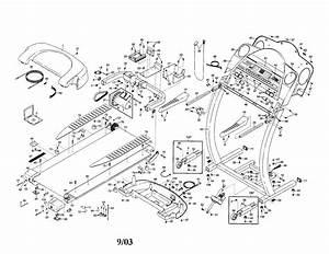 Proform Pftl69212 Treadmill Parts