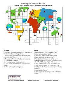 esl countries  world geography printable esl worksheets