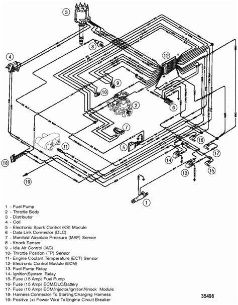 Wiring Harness Efi For Mercruiser Alpha Bravo