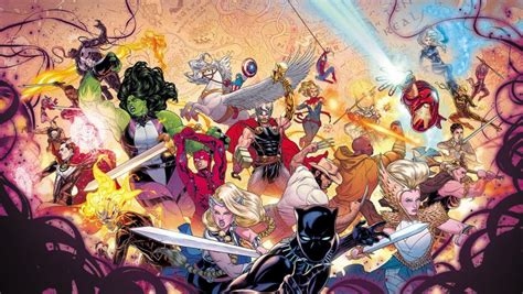 marvels war realms coming april hollywood reporter