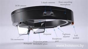 Microsoft Hololens Diagram