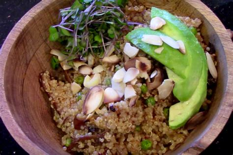 cuisine de jean quinoa forestier la cuisine de jean philippe
