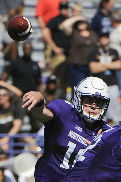 northwestern searches   qb  division title