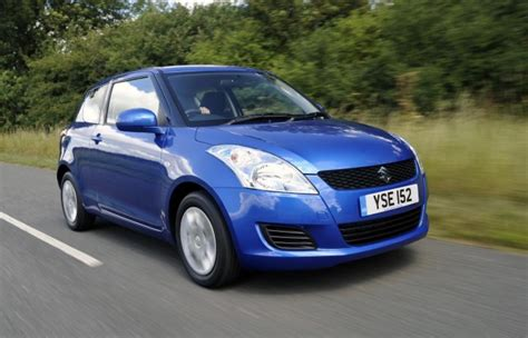 Suzuki Small Cars by Suzuki Voted Best Small Car