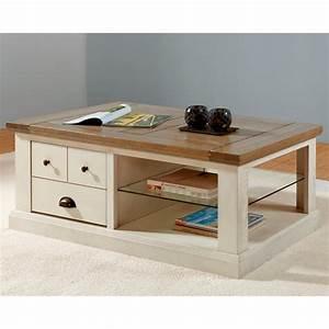 Table Basse Or : table basse rectangle romance meubles rigaud ~ Teatrodelosmanantiales.com Idées de Décoration