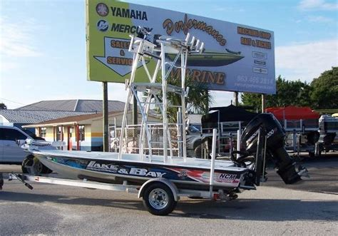 Predator Bay Boats For Sale by Lake And Bay Boats For Sale In Lake Placid Florida
