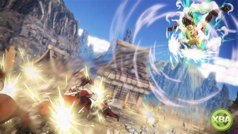 piece pirate warriors   feature luffy fourth gear