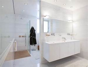 Go white for simple and modern bathroom | Inspiration and ...