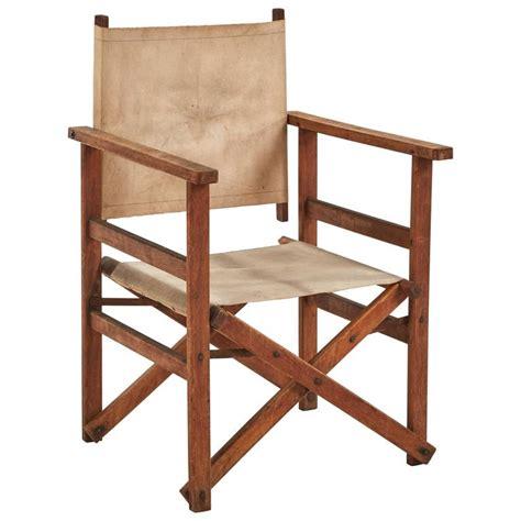 directors chair for sale at 1stdibs