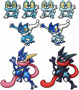 Pokemon Froakie Evolution Chart Images | Pokemon Images