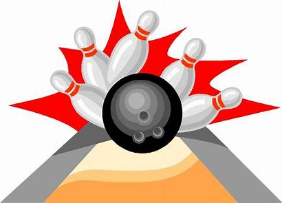 Bowling Clipart Clip Funny Cartoon Ball Party