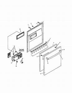 Bosch Shx56b06uc  14 Dishwasher Parts