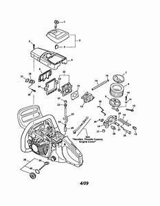Echo Chain Saw Parts