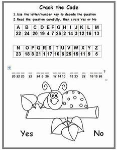 freebie this the third cryptogram puzzle from my phonics With number and letter puzzles