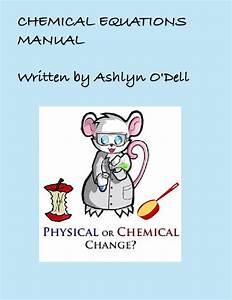 Chemical Equations Manual