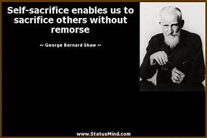 Self-sacrifice ... Self Sacrifice Hero Quotes