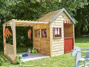 Cabane Pour Chien : cabane enfant en bois modulable mod le margot forest style ~ Melissatoandfro.com Idées de Décoration