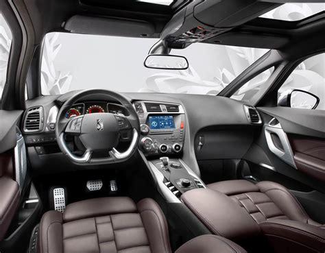 Interior, Just Like A Plane's Cockpit