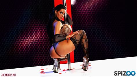 amy anderssen big tits pornstar with a phat ass stripper pole scene desktop wallpaper 1920x1080
