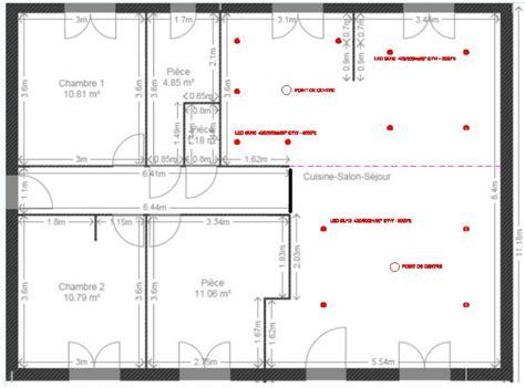 cuisine implantation emplacement éclairage pour rénovation de maison 6 messages