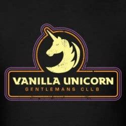 vanilla unicorn logos
