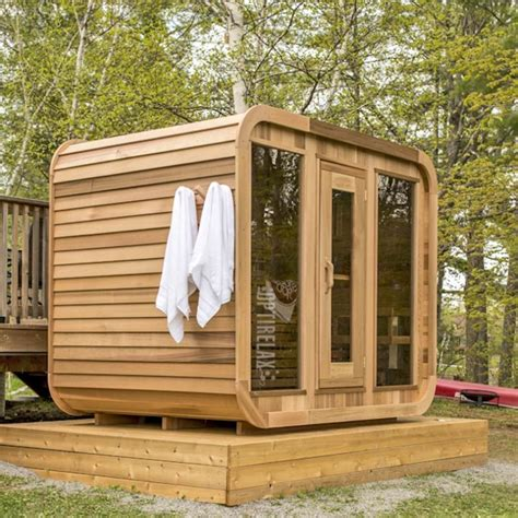 sauna garten gartensauna optirelax 174 sauna vista optirelax 174