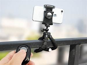 This Mini Flexible Phone Tripod Is Perfect For Selfies And Group Photos—42% Off - Simplemost