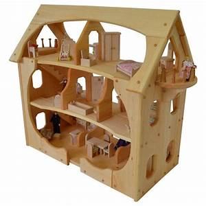 maison poupee en bois 28 images maison de poup 233 e With carrelage adhesif salle de bain avec lampe mini maglite led