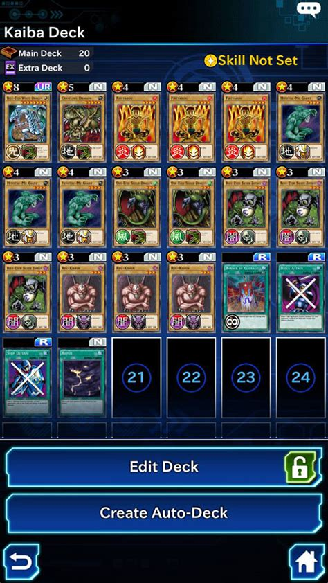 yugioh deck duel links yu gi oh duel links road of the king