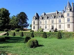Parc du château de la Flocellière Beaux jardins et Potagers